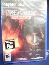 Dirge Of Cerberus Final Fantasy VII videojuego play 2 pal nuevo y precintado