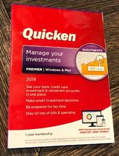 Quicken Computer Software for sale | eBay
