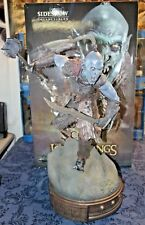 Sideshow Exclusive Lord Of The Rings Black Orc Scout Premium Format Lotr