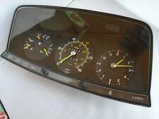 Mercedes w123 280E 280CE OEM Speedometer Cluster Low Mile 48K 1235426401 77-81