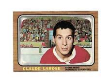 1966-67 Topps:#10 Claude LaRose,Canadiens