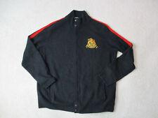 VINTAGE Ralph Lauren Polo Jacket Adult Extra Large Black Red Big Pony Mens 90s
