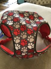 New listing Nwt! Top Paw Active Mesh Harness Size Small Red And Gray! Ships Fast Very Cute!
