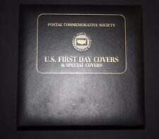 Postal Commemorative Society US First Day Covers & Special Covers - 211 Stamps