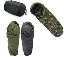 USGI WOODLAND 4 PART MODULAR SLEEP SYSTEM MSS MILITARY SLEEPING BAG