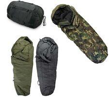 NEW USGI WOODLAND 4 PART MODULAR SLEEP SYSTEM MSS MILITARY SLEEPING BAG