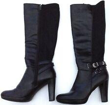 Wolverine Chaussures Femmes 1000 Mile Bottes Cuir Noir Noir Cuir W05455