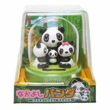 Solar Figurine Nakayoshi Panda