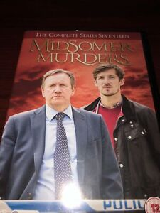 Marcus Hutton, Tamzin Malleson-Midsomer Murders:  (UK IMPORT) DVD [REGION 2]