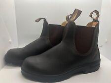 Blundstone Woman's Brown Boots  BL550 Walnut Size 4.5 Uk- US(M) 5.5 US(W) 7.5