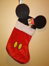 Disney's Mickey Mouse Christmas Stocking
