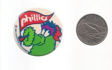 VINTAGE PHILLIES FANATIC PIN