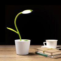 Lampe De de Bureau LED USB 5V 1W Control Tactile Lampe de Table Enfant Lecture