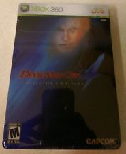 Devil May Cry 4 -- Collector's Edition (Microsoft Xbox 360, 2008) Factory Sealed