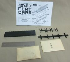 Athearn #1399 Undecorated 50 FT Flat Car