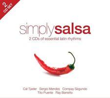SIMPLY SALSA (2CD)  2 CD NEUF