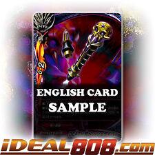 Buddyfight x 4 DEATH Pen Schreiber [X-BT02/0037EN R] English Mint Future Card