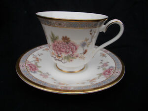 Royal Doulton CANTON  Teacup and Saucer