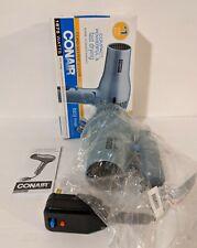 Conair Hair Dryer 1875 Watts Folding -Cord Keeper
