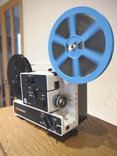 EUMIG 607D SUPER 8 STD 8 CINE MOVIE  DUAL FORMAT FILM PROJECTOR