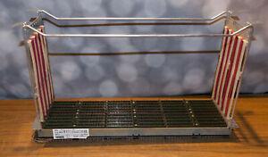 DEC Digital LSI11 DDV11-B Backplane and Slots Frame