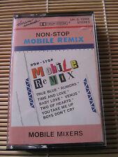 Non Stop Mobile Remix Various Artists RETRO compilation MIX cassette Tape