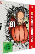 One Punch Man - Vol.1 - Episoden 1-4 - Blu-Ray - NEU