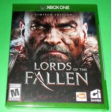 Lords of the Fallen -- Limited Edition Microsoft Xbox One *New-Sealed-Free Ship!