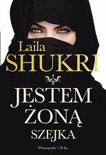 Jestem Zona SZEJKA Shukri Laila Good Book ISBN 9788380694439
