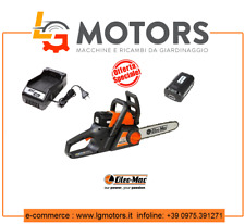 Motosega a batteria Oleo Mac GS220 Li-Ion kit con carica batteria e batteria