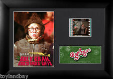 Film Cell Genuine 35mm Framed & Matted USFC6197 Christmas Story Holy Grail S6