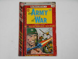 Our Army At War #148, (DC), 6.5 FN+