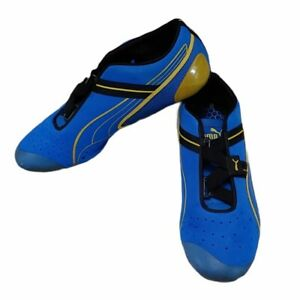 Puma Blue Yellow Black Surfing Water Shoes Mens 12