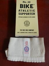Vintage Bike Athletic Supporter - Boys #10 - Little League Model Nos