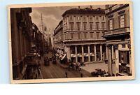 Milano Italy Corso Vittorio Emanuele Cours Victor Emmanuel Vintage Postcard C67