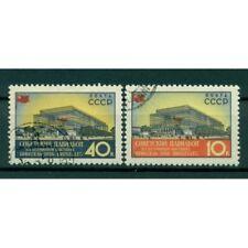 URSS 1958 - Y & T n. 2035/36 - Exposition de Bruxelles