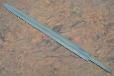 """DAMASCUS STEEL ,SWORD FULL TANG BLANK BLADE for SWORD making 36"""" INCH"""