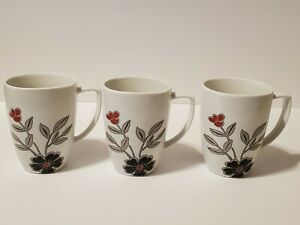 3 CORELLE Coffee Tea Mug Cup 12 Oz