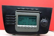 SEAT ALTEA Radio CD Player Voiture Stéréo code 2004 2005 2006 2007 2008 2009