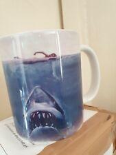 Jaws we gonna need a bigger boat Ceramic Mug 10oz. Magic mug version