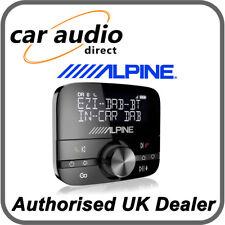 Alpine Ezi BT DAB Go Digital Radio Interface With Bluetooth Handsfree Kit