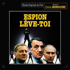ESPION, LÈVE-TOI ~ Ennio Morricone CD REMASTERED REISSUE