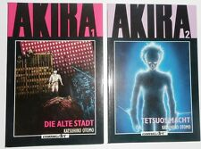 Akira Katsuhiro Otomo Comic 1-6 deutsch comicArt - top Zustand