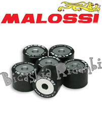 6257 KIT 6 RULLI HTROLL MALOSSI 23x18 gr 25 KYMCO MAXXER 300 4T LC
