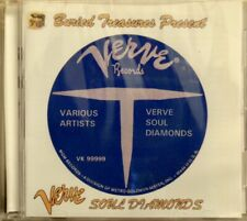 Buried Treasures Present VERVE SOUL DIAMONDS - 22 VA Soul Tracks