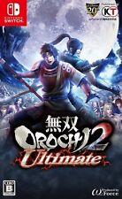 Musou Orochi 2 Ultimate Japanese subtitle Nintendo Switch NEW
