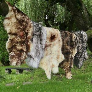 Lambskin Sheepskin Flamed 2. Choice Sheepskin Merino Real Fur Seat Pad