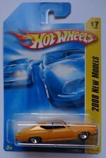 2008 Hot Wheels New Models '69 Chevelle 17/40 (Yellow Version)