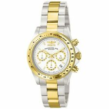 Invicta Mens 9212 Speedway Analog Japanese Quartz Chronograph Stainless Steel