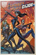 Danger Girl/G.I. Joe #4 (2012, IDW) NM J. Scott Campbell Connecting Cover